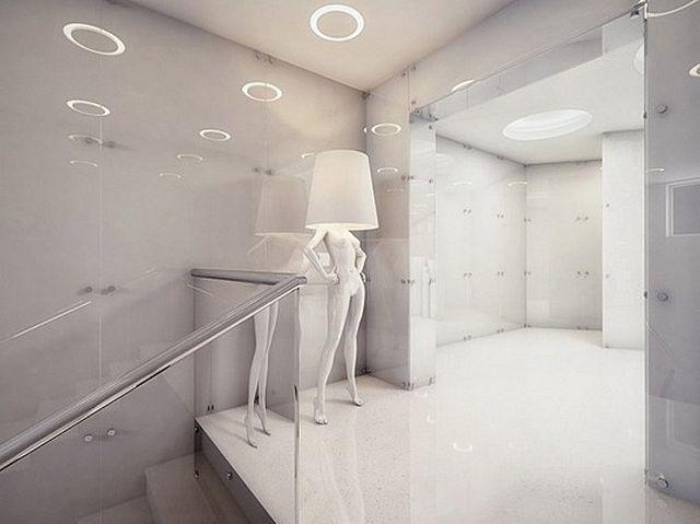 Дизайн проект модной больницы от студии Geometrix 1