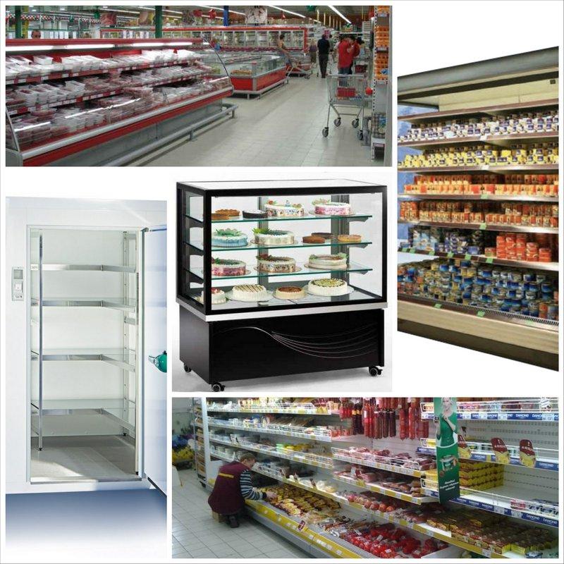 Торговое холодильное оборудование в наше жизни