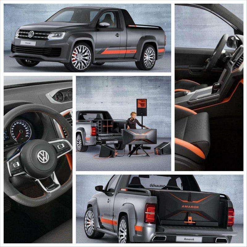 VW Amarok Power - фестиваль на колесах