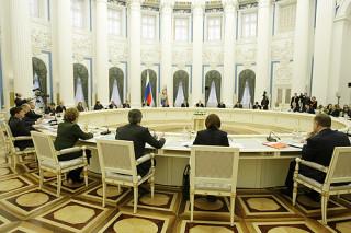 заседание Совета при Президенте по развитию информационного общества