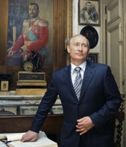 Путин возомнил себя царем