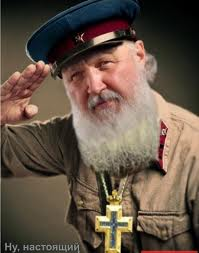 Патриарх Кирилл он же агент Михайлов