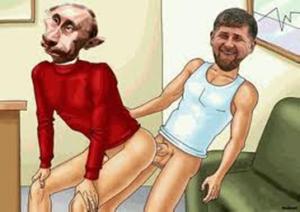 Кадыров любит Путина