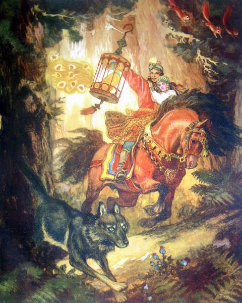 «Золотой век» детской иллюстрации. Н. М. Кочергин