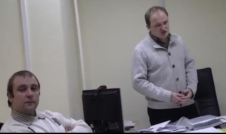 Пестерев Константин и Денис Васильчук
