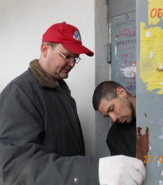 Орехин и Гадышев