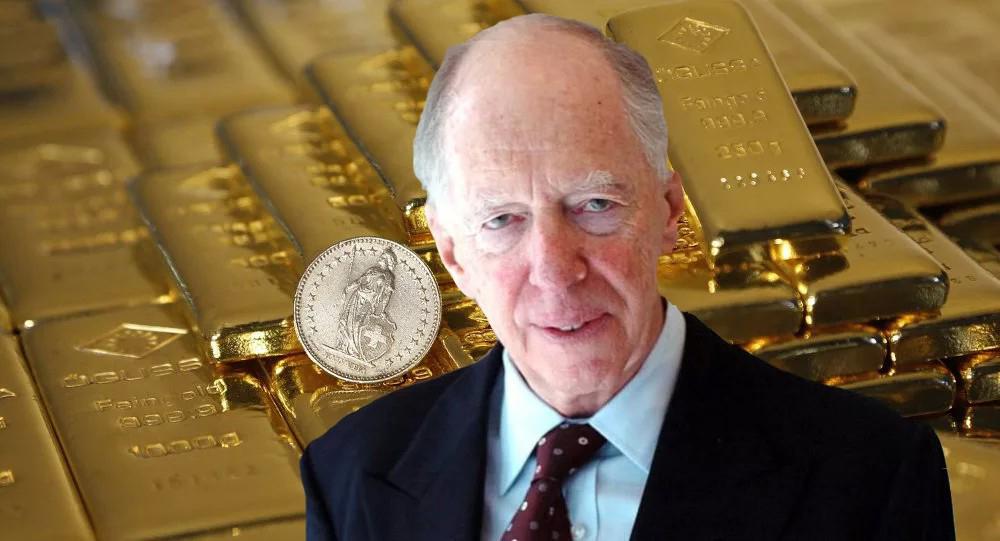 Что происходит с золотом?