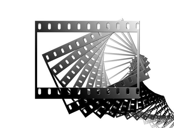 Чёрно-белая киноалёнка