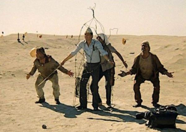 Пацаки и земляне из фильма Кин-дза-дза