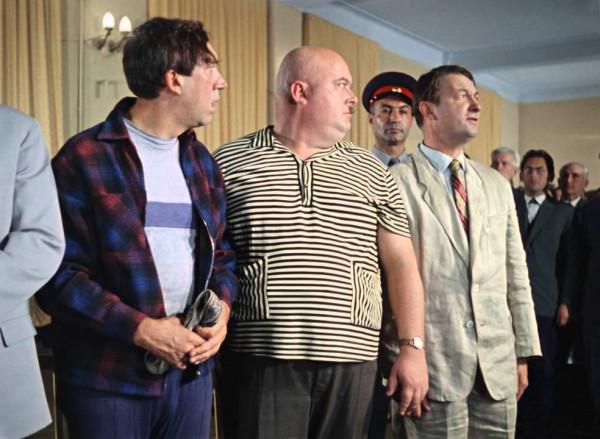 Суд идёт - кадр из фильма Кавказская пленница
