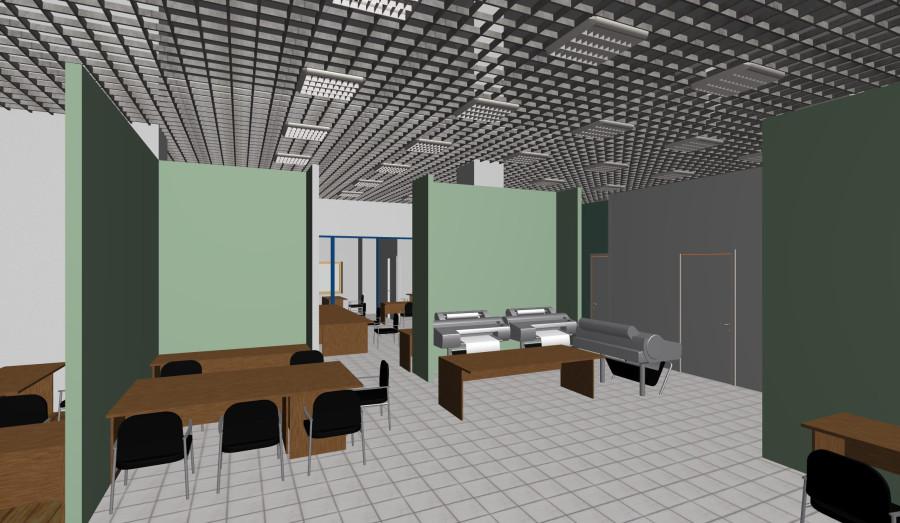 Новый офис 3D 1