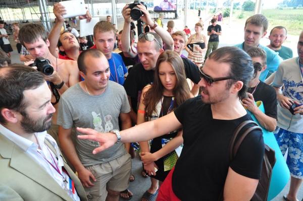 Меркури осаживает Пономарева