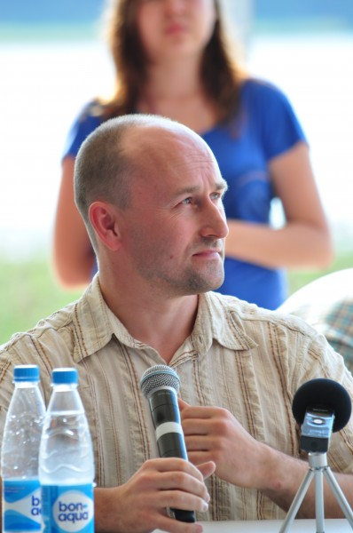 стариков на дебатах с Ильей Пономаревым