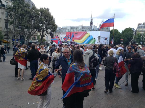 Кристина Потупчик, Европа за Россию