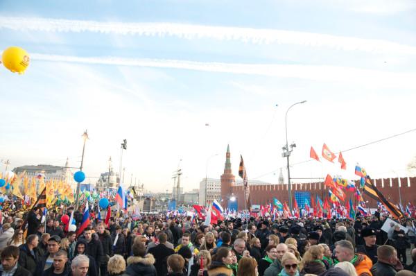 Крым и Россия: Мы вместе!