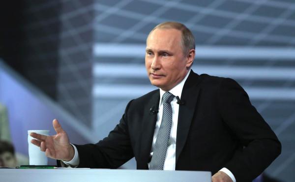"""Путин: """"Нужно думать не о том, как справиться с Америкой"""""""