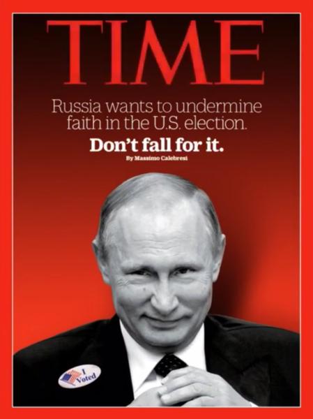 """""""Политрук лжет!"""": Как американцы проиграли президентские выборы"""