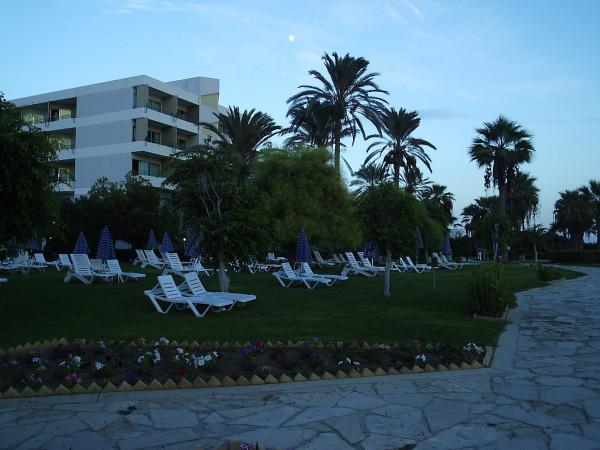 отель_закат