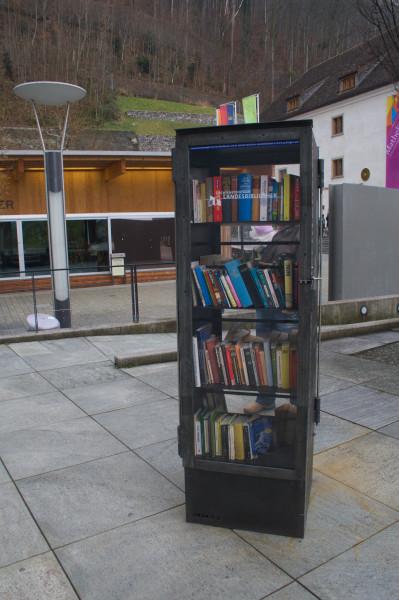 библиотека лихтенштейн
