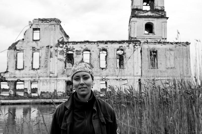 Анор Тукаева. Фото: Сава Березин