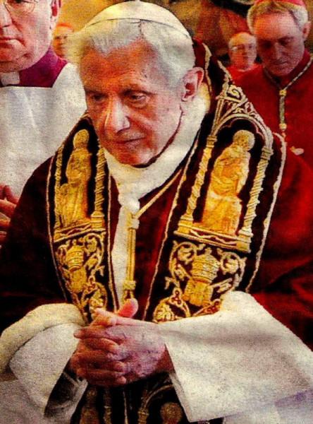 benediktus 16
