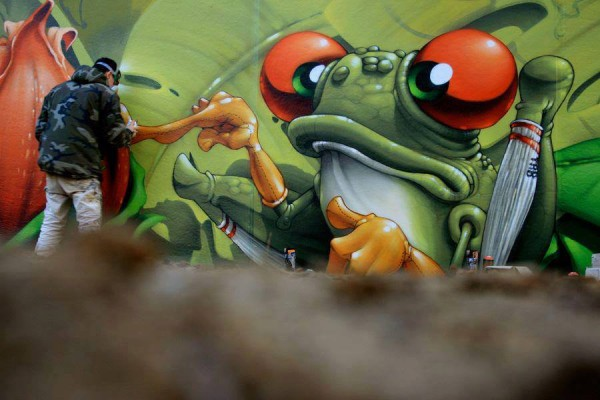 Graffiti King's Photos 1.4