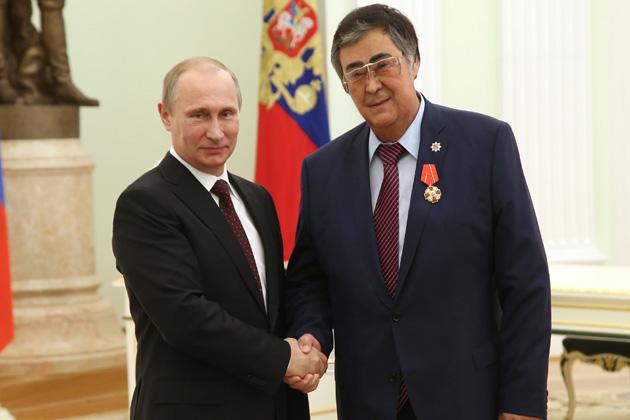 Putin-Tuleev
