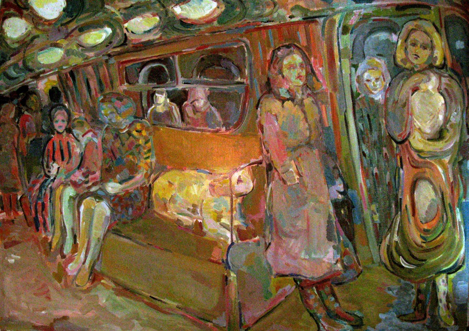 Alireza Naderi 2011 вагон