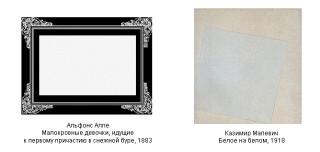 Белые пятна в истории Черного квадрата