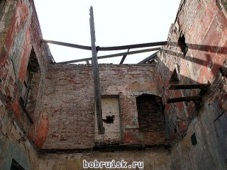 Бывшая тюрьма НКВД в Бобруйске