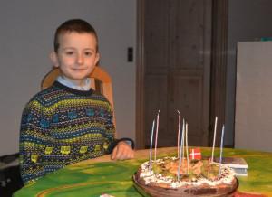 Кириллу 8 лет