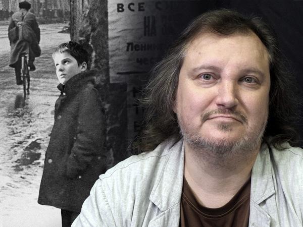 Андрей Щербак-Жуков о повести «Мужчина в доме»