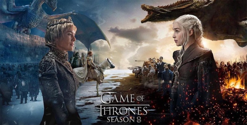 Game of Thrones, 8-й сезон, HBO