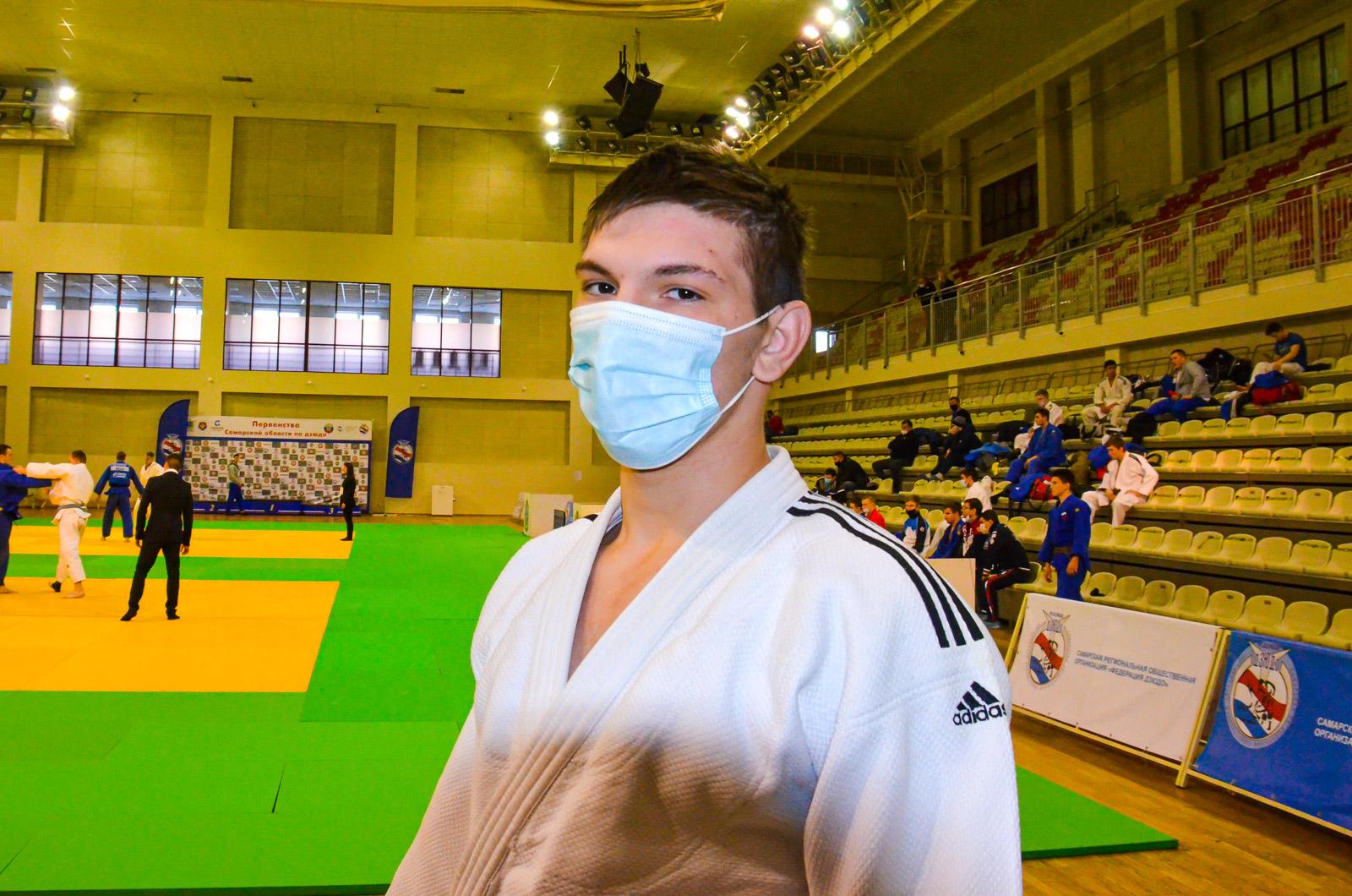До конца недели в Самаре будет сформирована команда на Первенство ПФО по дзюдо | Новости спорта