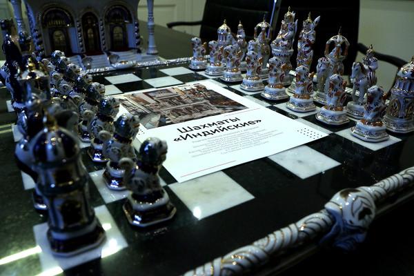 Музею шахмат подарили уникальную коллекцию | Новости спорта
