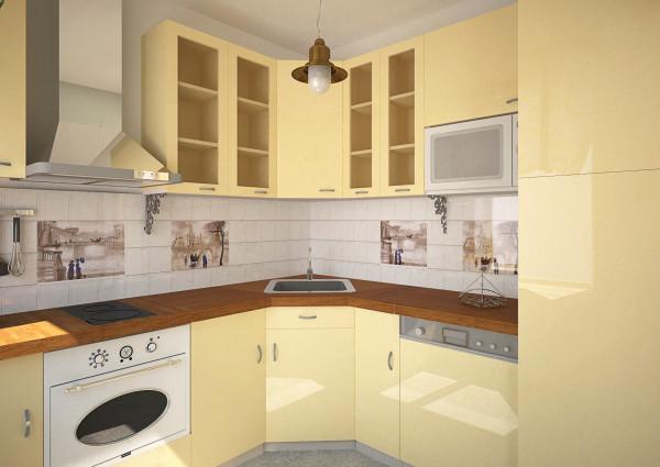 кухня вид 2 ready