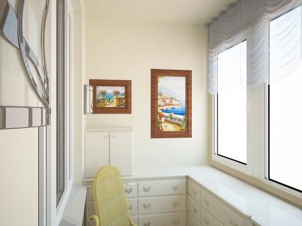 Дизайн-проект квартиры для молодой пары, москва 56 кв.м..