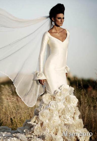 Свадебные платья тематические
