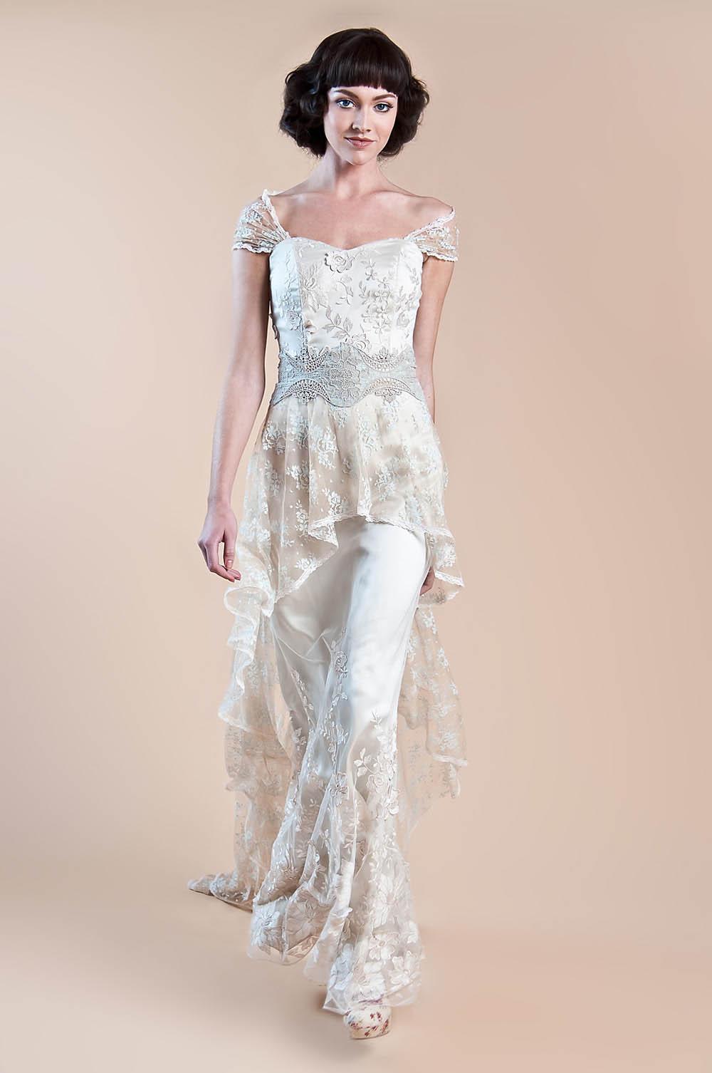 Платья claire pettibone коллекция 2013 года
