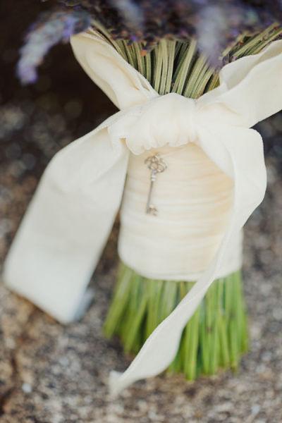 Ручка для свадебного букета