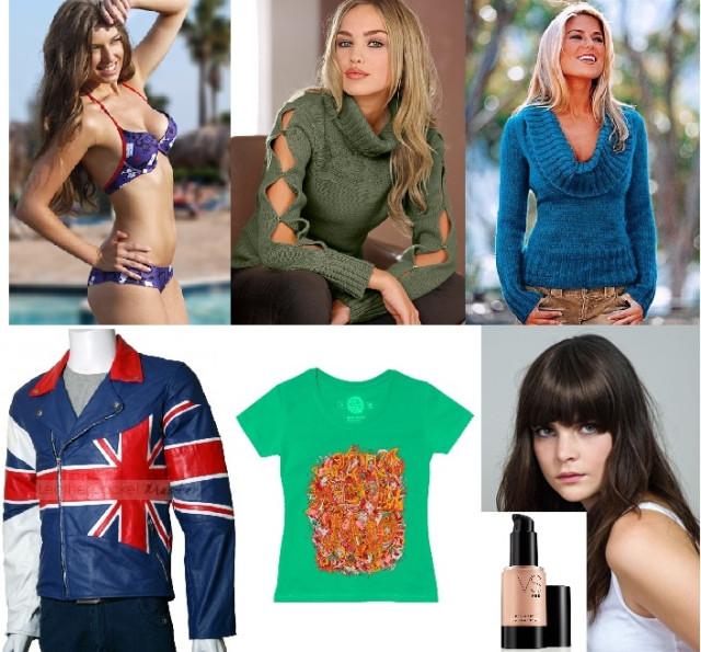 Как парню купить женскую одежду