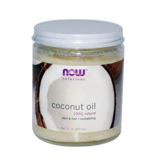 Now Foods, 100% Natural Coconut Oil