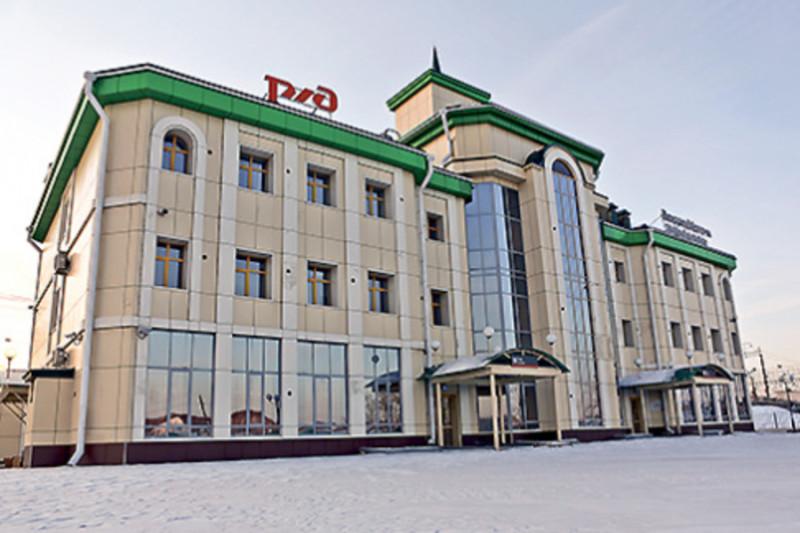 вокзал ст. Могоча