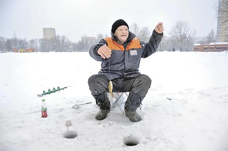 Какая у вас, товарищ рыбак, «суточная норма добычи»?Фото: Евгения ГУСЕВА