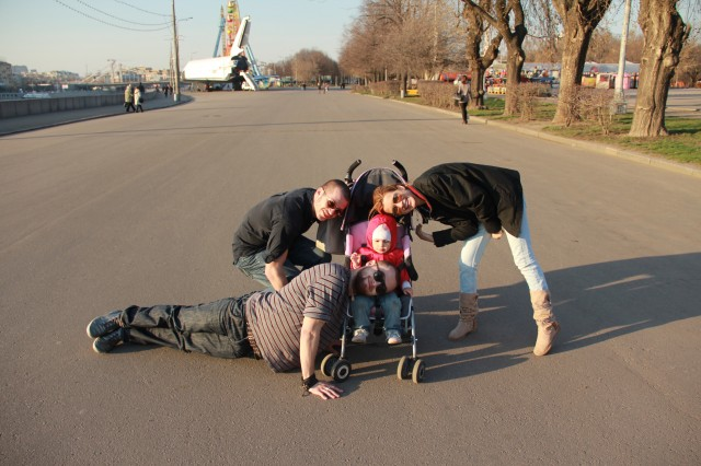 Ксения Бородина показала дочку