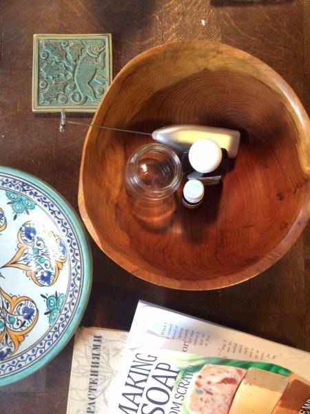 Керамика ручной работы - крем для рук керамиста сделать самому