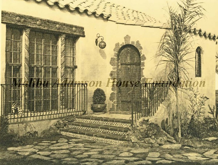 RufusKeeler_Фасад дома Руфуса Килера, фото из архива
