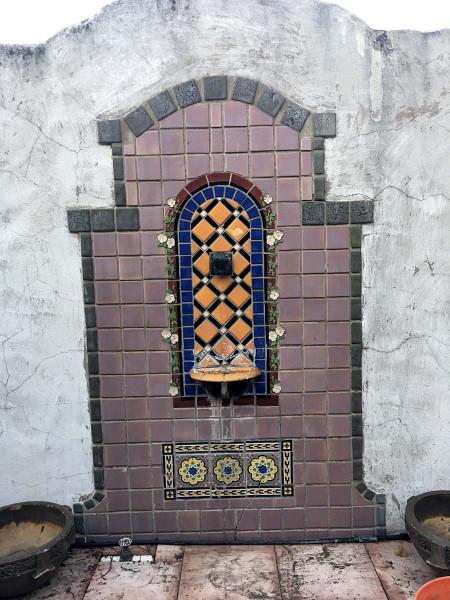 RufusKeeler_Bеще один фонтан внутреннего дворика