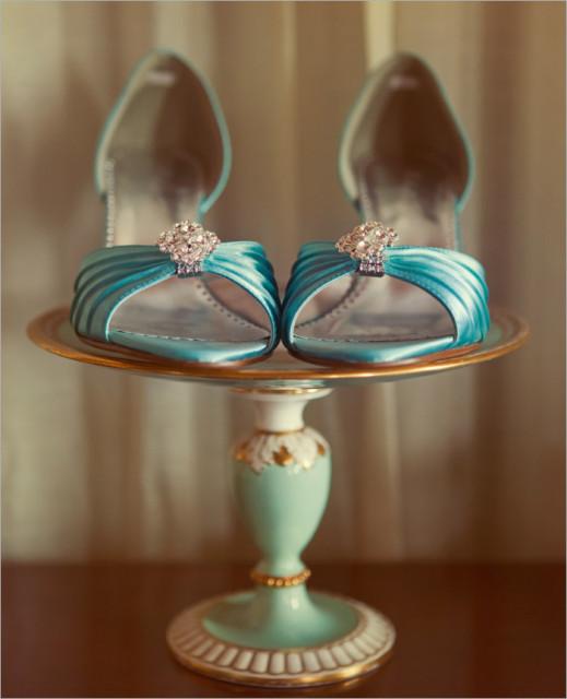 Ношенные туфли на свадьбу