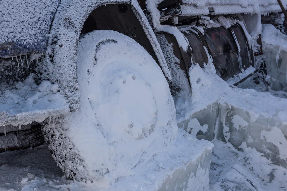 Зимник - дорога жизни и смерти 84663_original